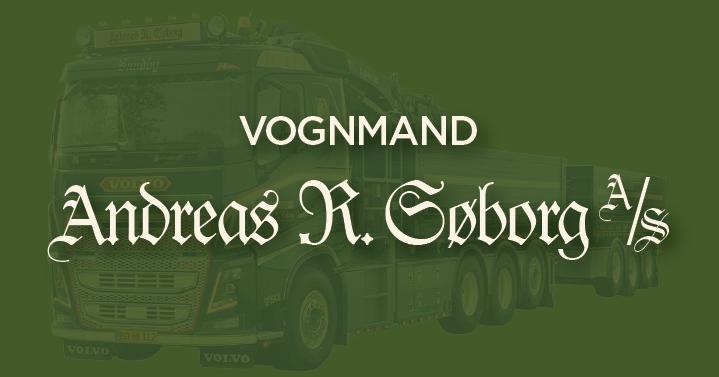 VOGNMAND ANDREAS R. SØBORG A/S